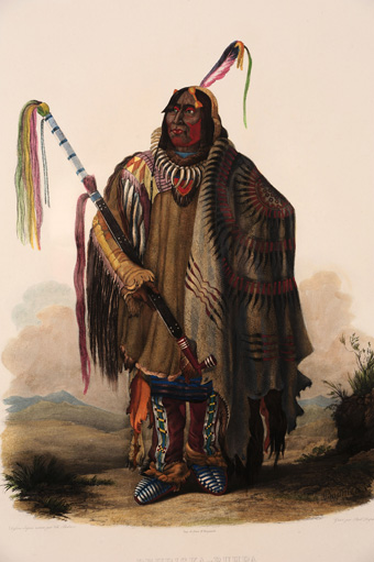 Historical Prints after Karl Bodmer and Others