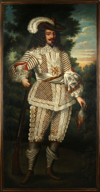 17th or 18th century portrait of Charles I
