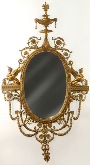 Edward F. Caldwell Co. - George III Mirror