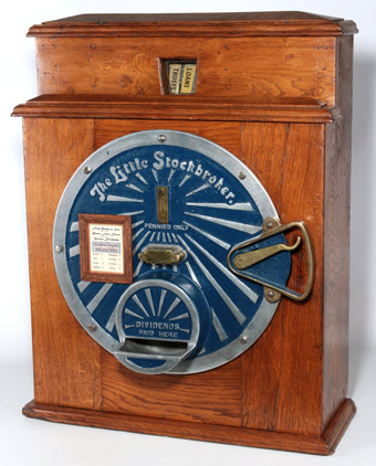 Antique and Vintage Coin-Operated Machines