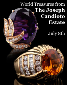 Friday, July 9 - The Estate of Joseph Candioto, Session Two