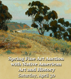 April 30 - Fine Art with Native American Art and History