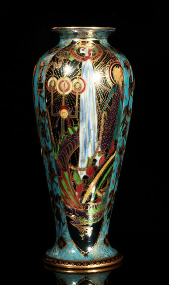 Candlemas Vase, 10.5 inches