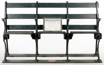 1912 Bleachers from Ebbets Field