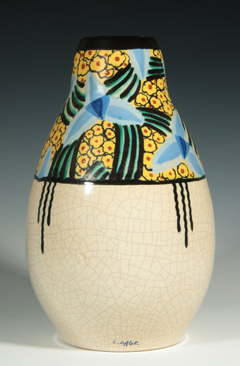 French Art Deco Pottery