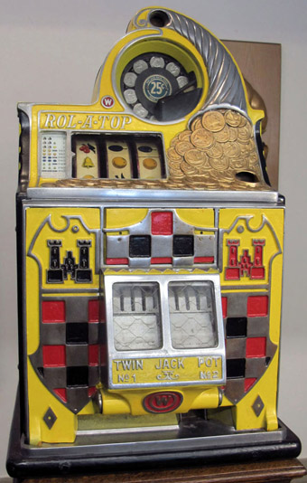 Watling Rol A Top Quarter Slot Machine<br>One of Three