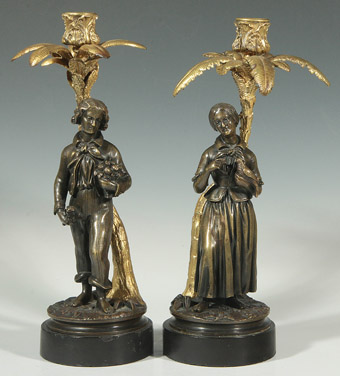 Antique Bronze Decor