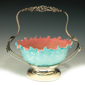 Victorian Art Glass