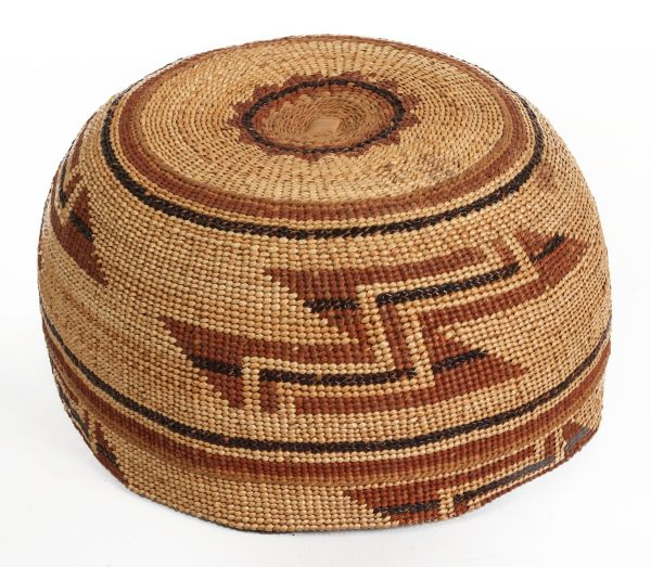 Hupa and Other Basketry
