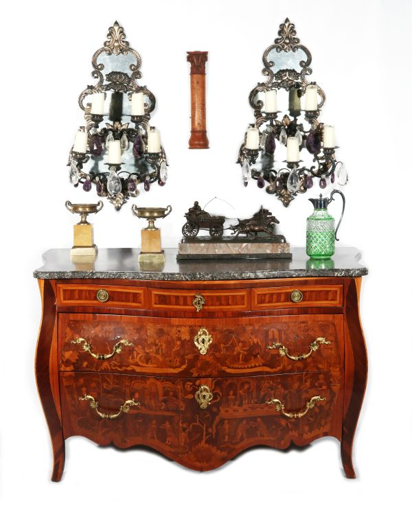 18th and 19th Century Decorative Arts