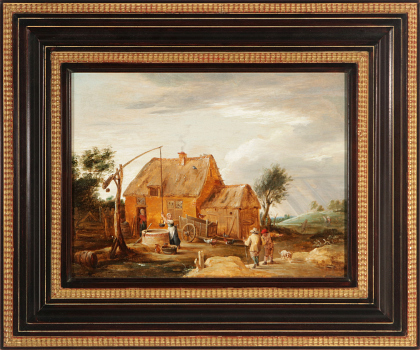 Manner of David Teniers