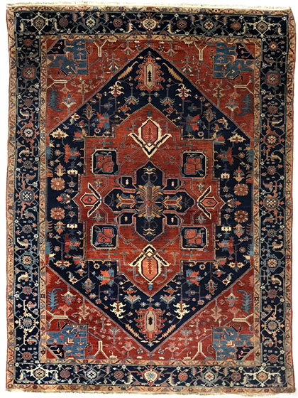 Room-sized Oriental Carpets