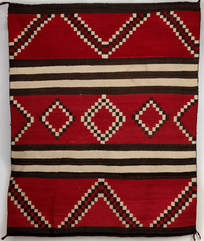 Twenty Navajo Weavings