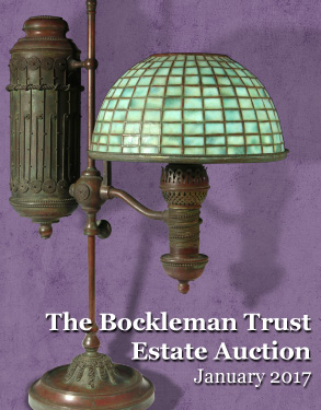 January 2017 - Estate Auction, The Pat Bockleman Trust