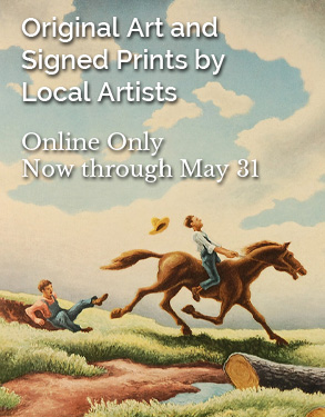 May 31 2017 - Original Art and Signed Prints by Local Artists