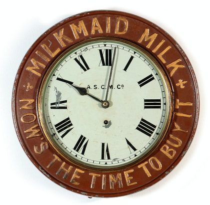 Advertising Clocks