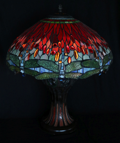 Reproduction Tiffany Lamps