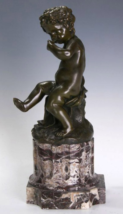 19th Century French Bronzes