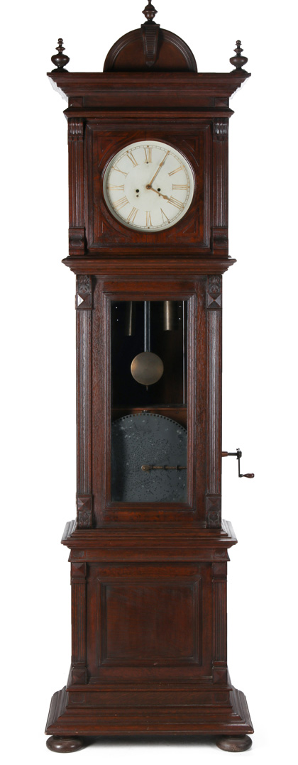 Tall Clock with Regina Music Box