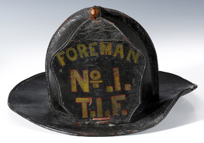 Antique Firefighting and Insurance Collectibles