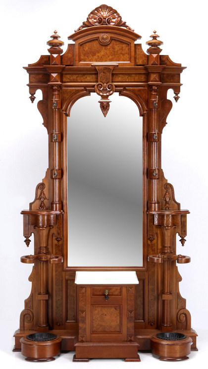 Monumental 19th Century American Furniture