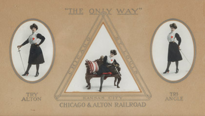 Fine and Rare 19th and Early 20th Century Railroadiana