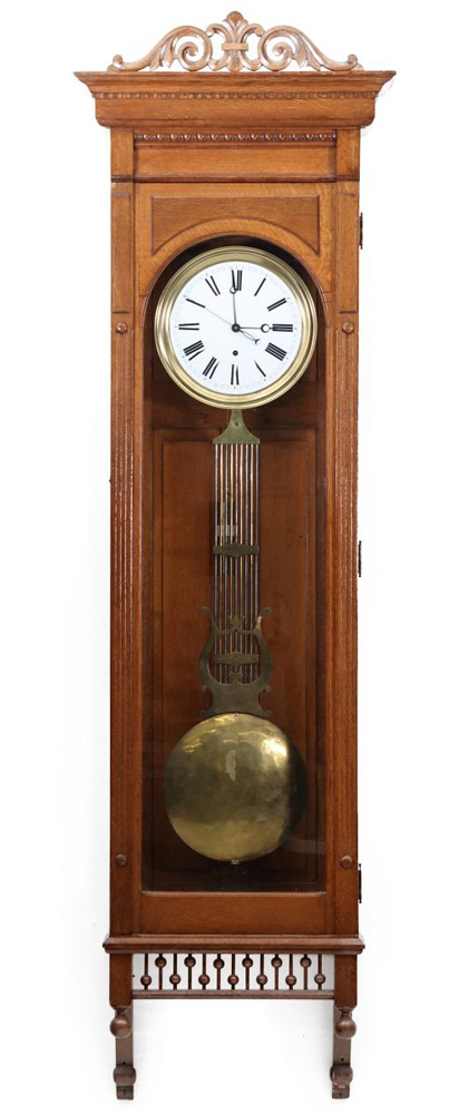 A Collection of Antique Clocks
