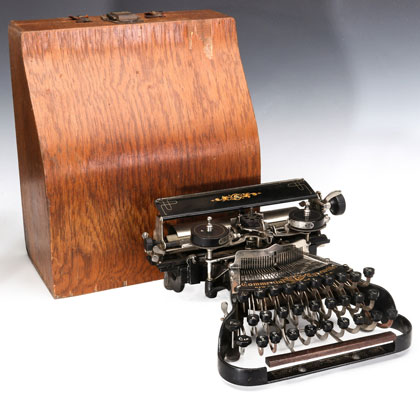 Very Rare Antique Typewriters