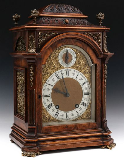 18th and 19th Century Clocks, Including a Fine Lenzkirch Bracket Clock
