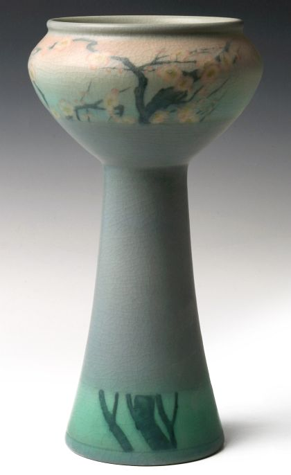 Rookwood, Roseville, Teco and Fulper Art Pottery