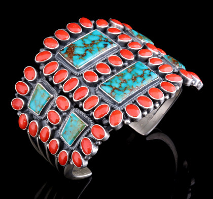 Exceptional Native American Designs by Noted Silversmiths