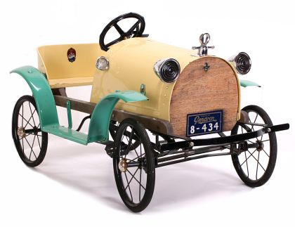 Antique and Collectible Pedal Cars