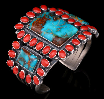Exceptional Native American Jewelry