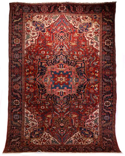 Fine Antique Oriental Rugs and Carpets
