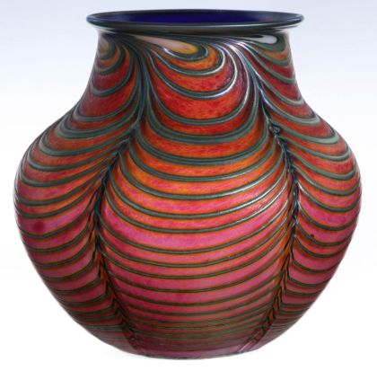 19th and 20th Century American and European Art Glass