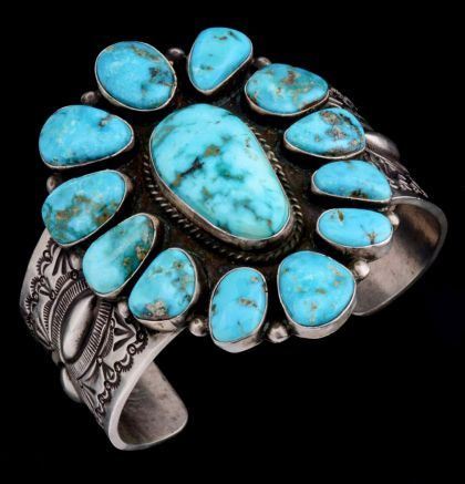 A Collection of Exceptional Native American Jewelry