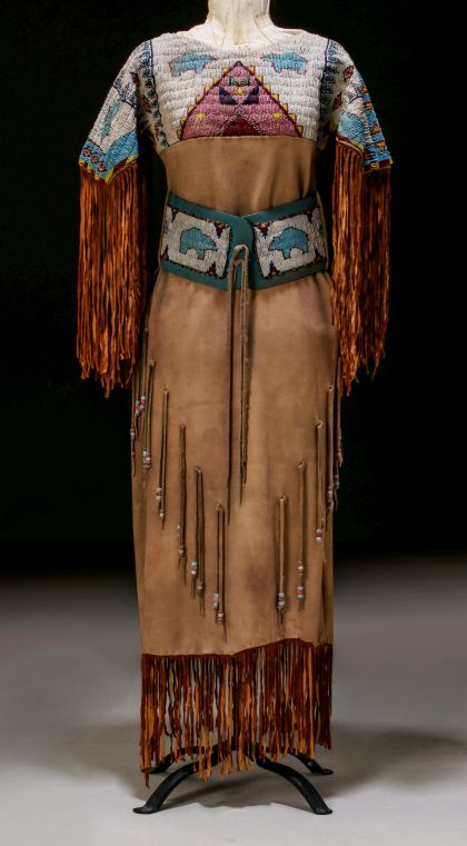 Lakota Sioux by Charles Fast Horse