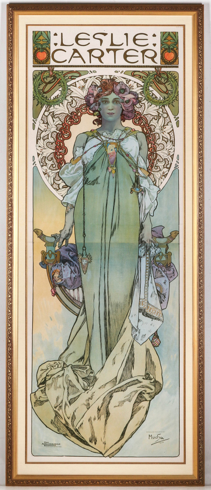 The Robert Haas Collection of Alphonse Mucha Graphics