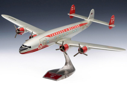 Rare Mid‑20th Century Passenger Airline Models