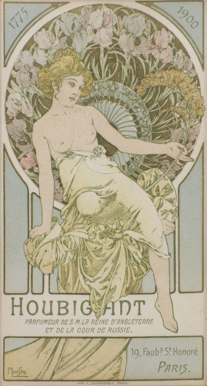 Alphonse Mucha, Rose O'Neill and the Robert Haas Estate Part Two