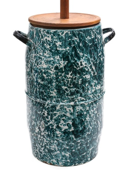 A Collection of Granite Ware