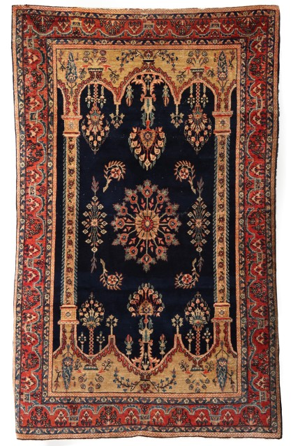 An Estate Collection of Antique Oriental Rugs