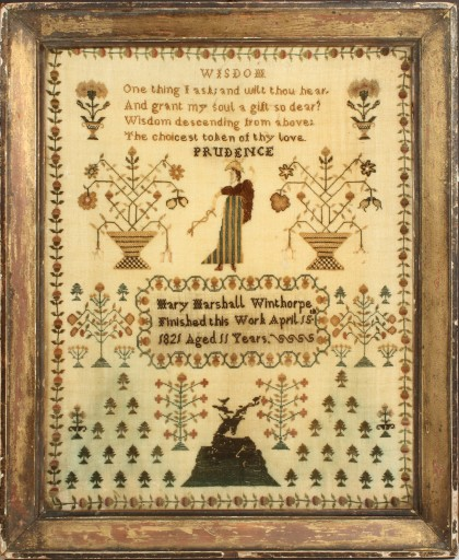 Early 19th Century Sampler Collection