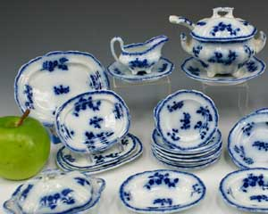Child's china set