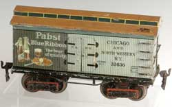 Pabst Marklin train car