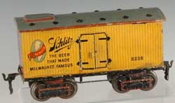 Schlitz Marklin train car