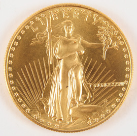 American Eagle $50 Gold Coin