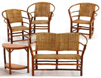 Hickory Furniture Set