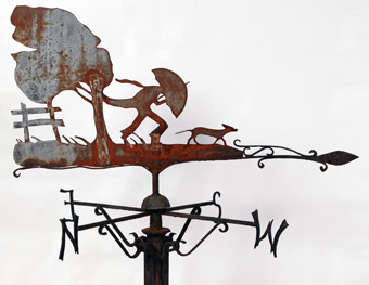 Antique Decorative Weather Vane