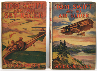 Collection of 1920s Juvenile Fiction with original dust jackets